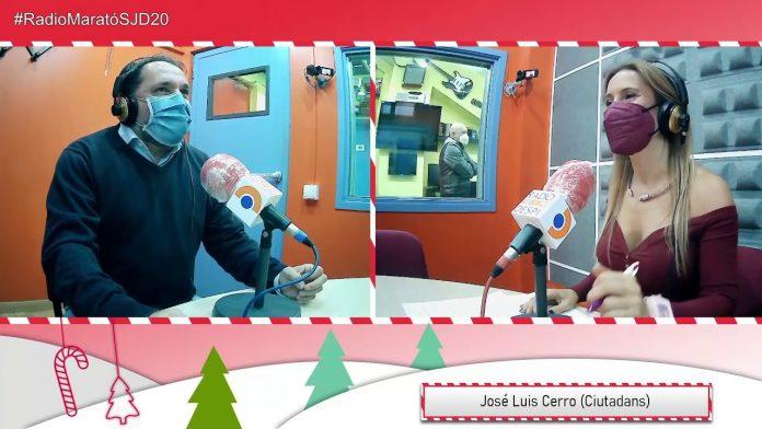 José Luis Cerro - Ciutadans Sant Joan Despí - Ràdio Despí