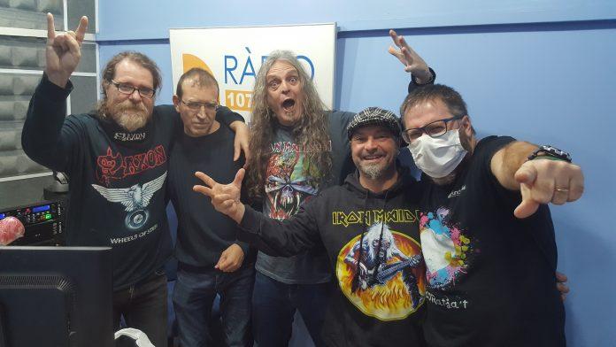 Metal Vortex - Ràdio Despí