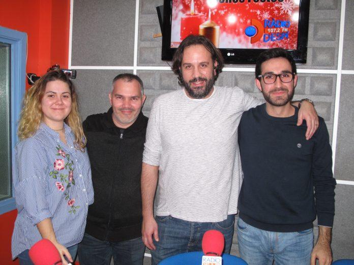 Alonso Ureña y Pepelu - Ràdio Despí