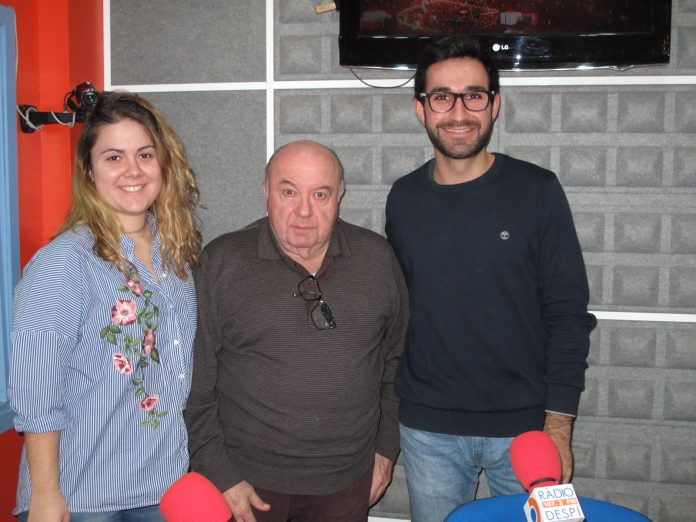 Joan Español - Ràdio Despí
