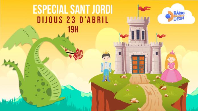 Especial Sant Jordi - Ràdio Despí