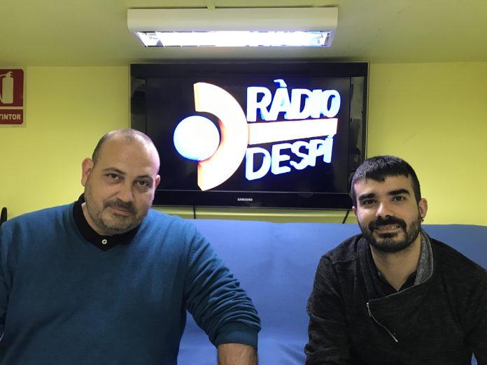 Sin Escaleta - Ràdio Despí