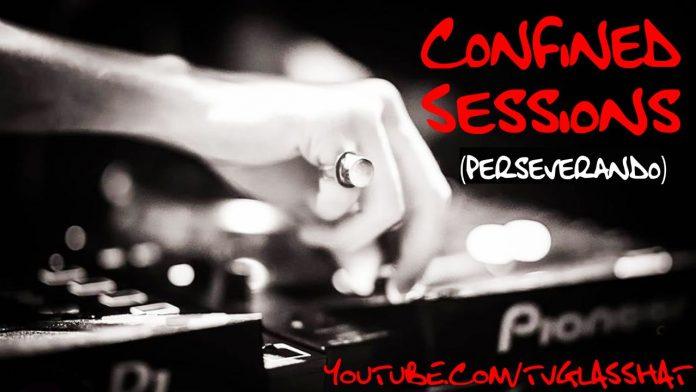 Dj Glass Hat   Confined Sessions - Ràdio Despí