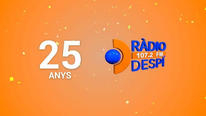 25 anys - Ràdio Despí