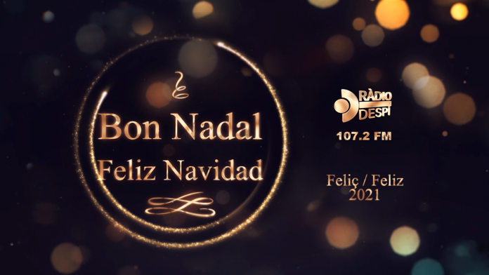 Bon Nadal 2020 - Ràdio Despí