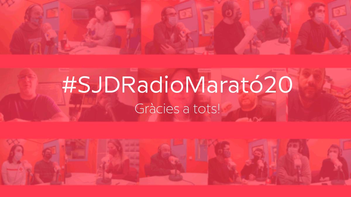 #SJDRadioMarató20