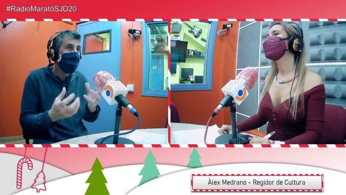 Àlex Medrano - PSC Sant Joan Despí - Ràdio Despí